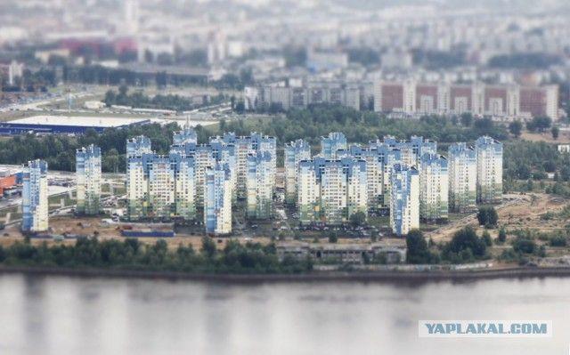 Необычный взгляд на Нижний Новгород