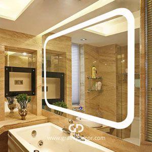 Pics Of led bathroom mirror