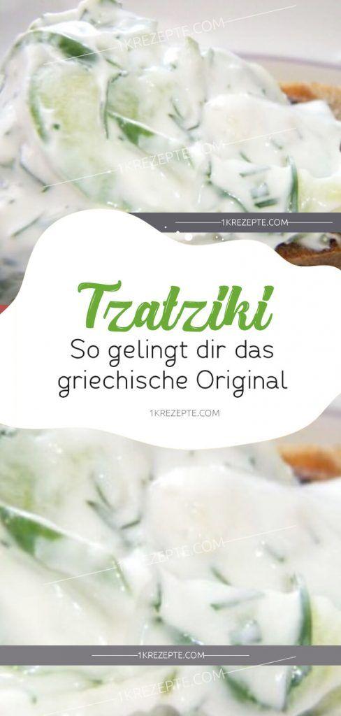 Tzatziki – So gelingt dir das griechische Original