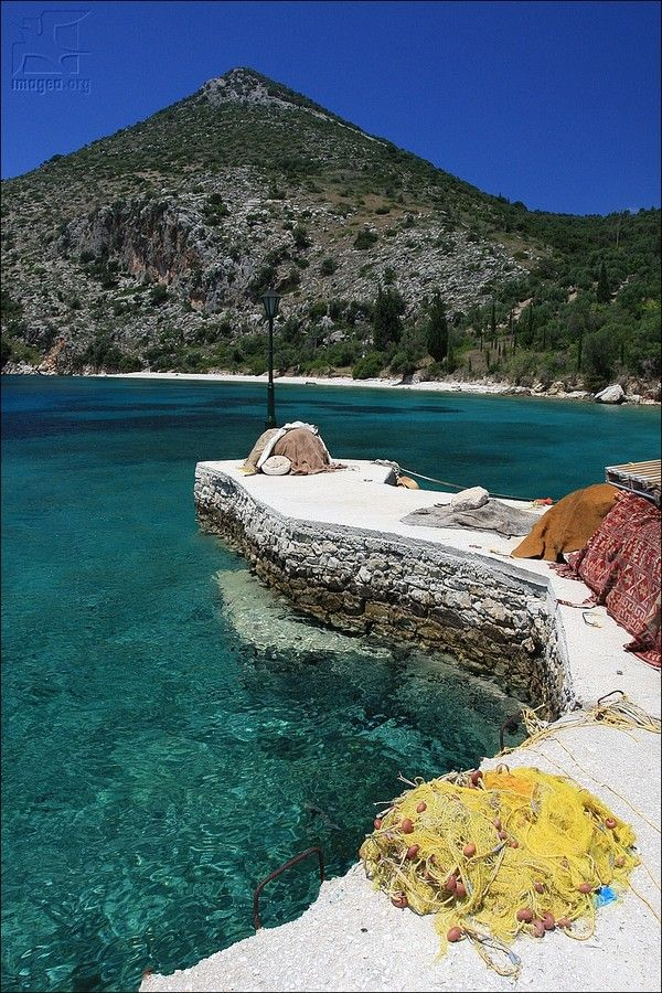 Pisaetos - Ithaka island - Ionian islands - Greece