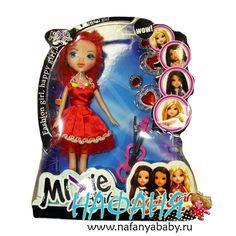 Куклы, пупсы, игровые наборы для девочек оптом