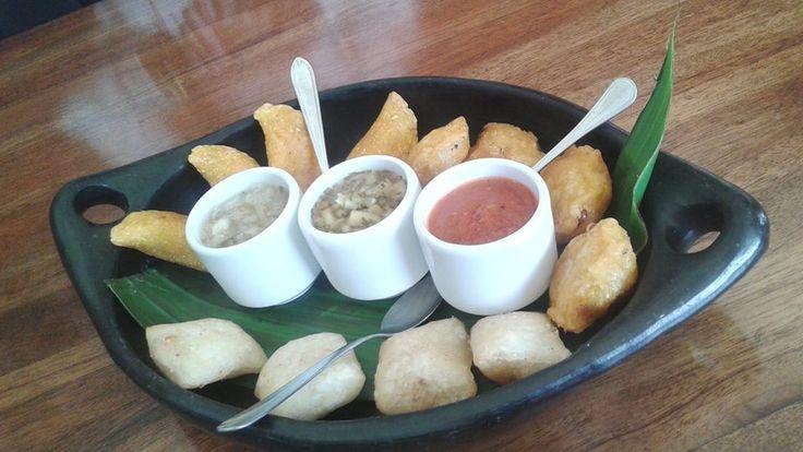 Así empezó todo en #QueAreParaEnamorarte #DionisioPimiento #Food #Foodie