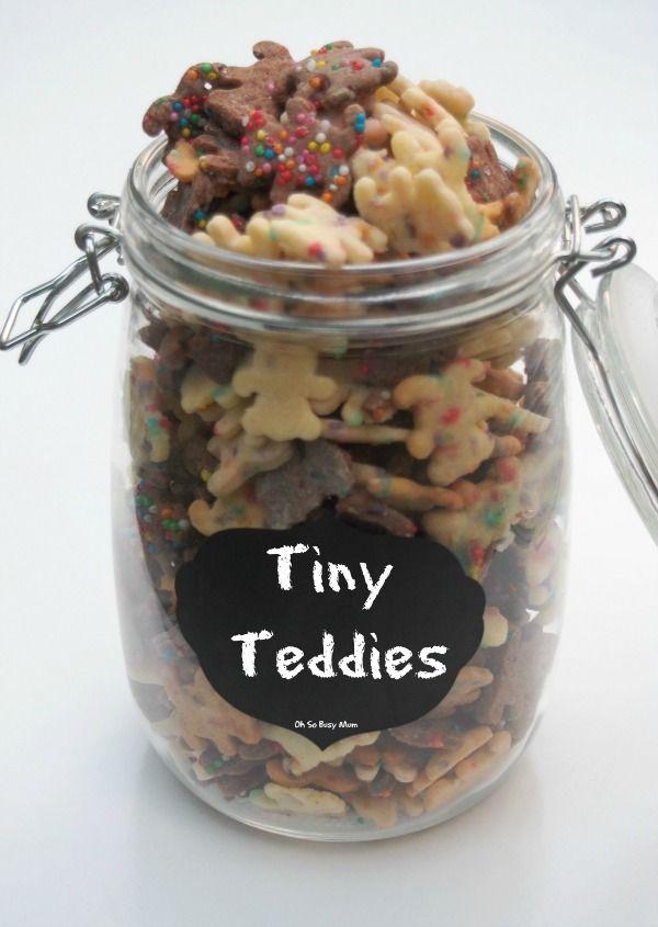 Tiny Teddies Recipe