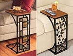 Product: 2833-1 Sofa Side Table  http://www.harrietcarter.com