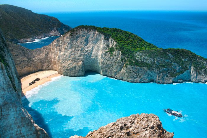 navagio-beach - Grécia