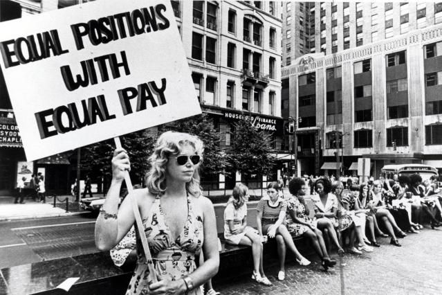 Equal Opportunity in Employment – Goals of the NOW Task Force