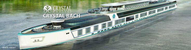 Cuatro nuevos barcos para los cruceros fluviales de Crystal Cruises - http://www.absolutcruceros.com/cuatro-nuevos-barcos-los-cruceros-fluviales-crystal-cruises/