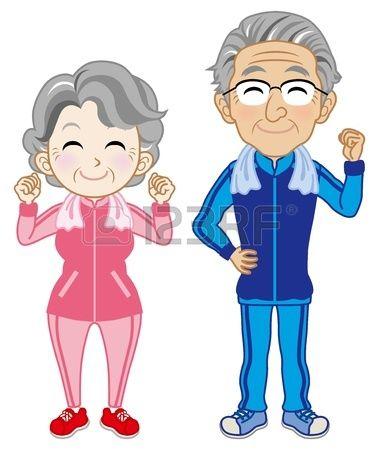 El secreto de la vejez: Ejercicios para el adulto mayor