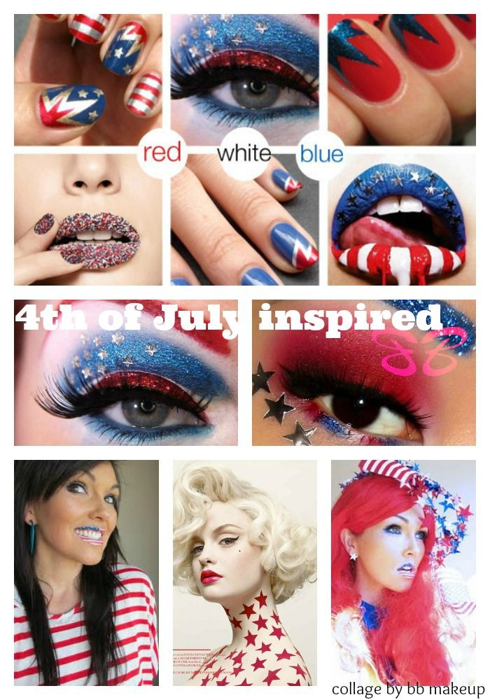 4th of july inspired outfits