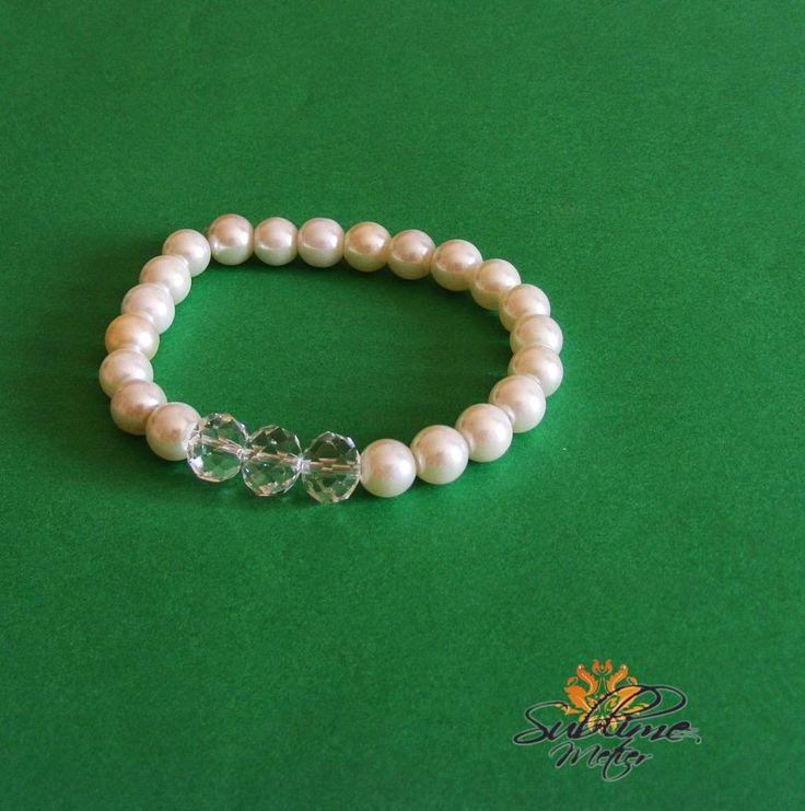 Sublime Metier: Pearl Bracelet