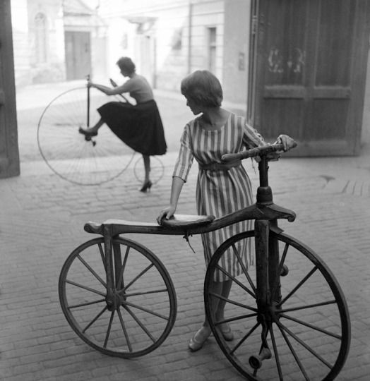Łańcut, Poland, 1958