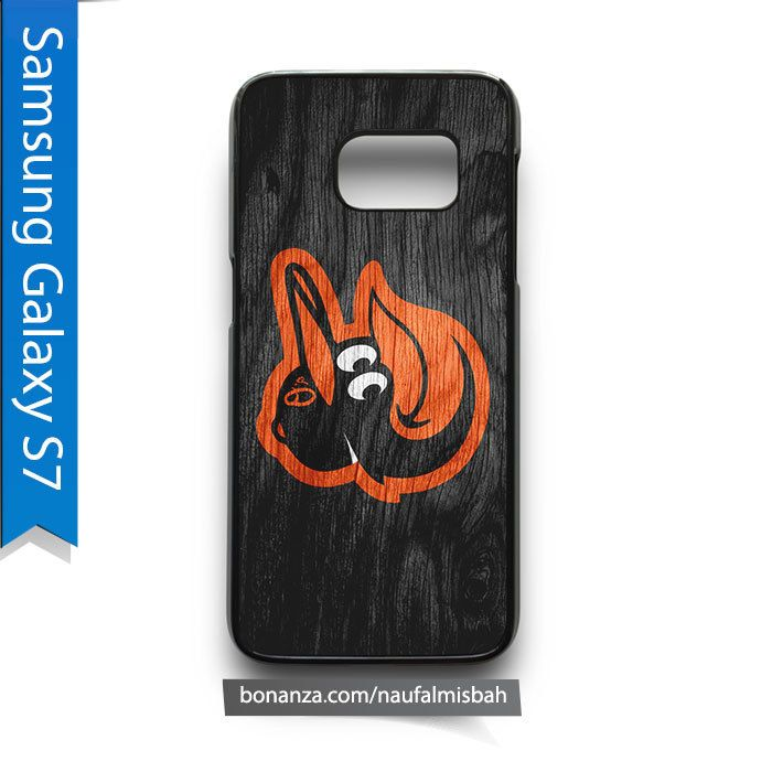 Baltimore Orioles Custom #2 Samsung Galaxy S7 Case Cover