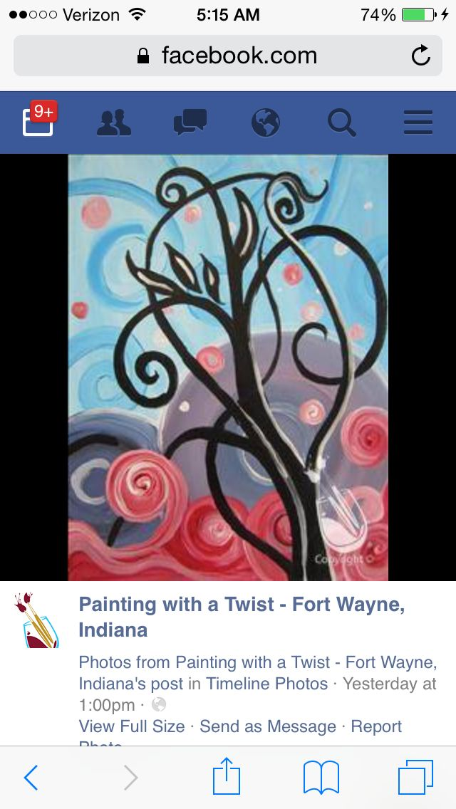 13 best painting with a twist images on pinterest paint for Wine and paint orlando