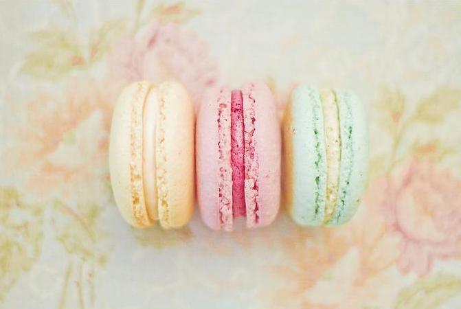 Happy #Macarons