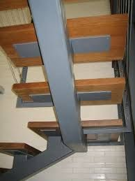 resultado de imagen para escaleras voladas con vigas