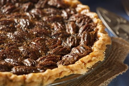 NEXT ***Pecan Pie - (alter) 3 eggs, 2 cups sugar-free syrup, 1 teas maple extract. 1½ cups pecan pieces, 1 pie crust - 350 for 40-45 minutes - 9/7/15 should be sweet enough - watch out when filling - had overflow - good - wrapped pieces and froze - do again w maple extract and no added splenda