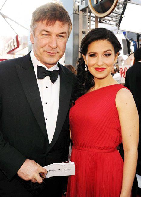 "Alec Baldwin, Wife Hilaria Thomas on Pregnancy Rumors: ""No Comment"""