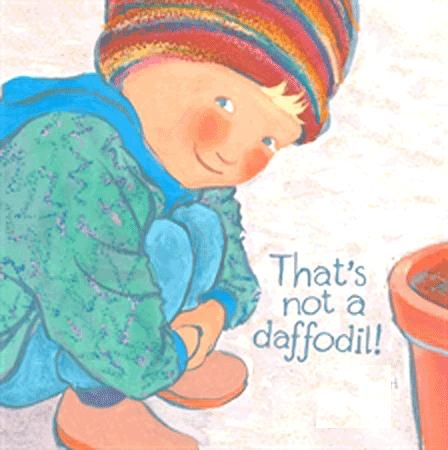 """Interactive activities for Elizabeth Honey's """"That's Not a Daffodil!"""""""
