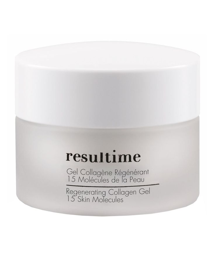 Regenerating Collagen Gel  by Resultime by Collin