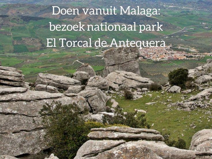 Doen vanuit Malaga: bezoek nationaal park El Torcal de Antequera.