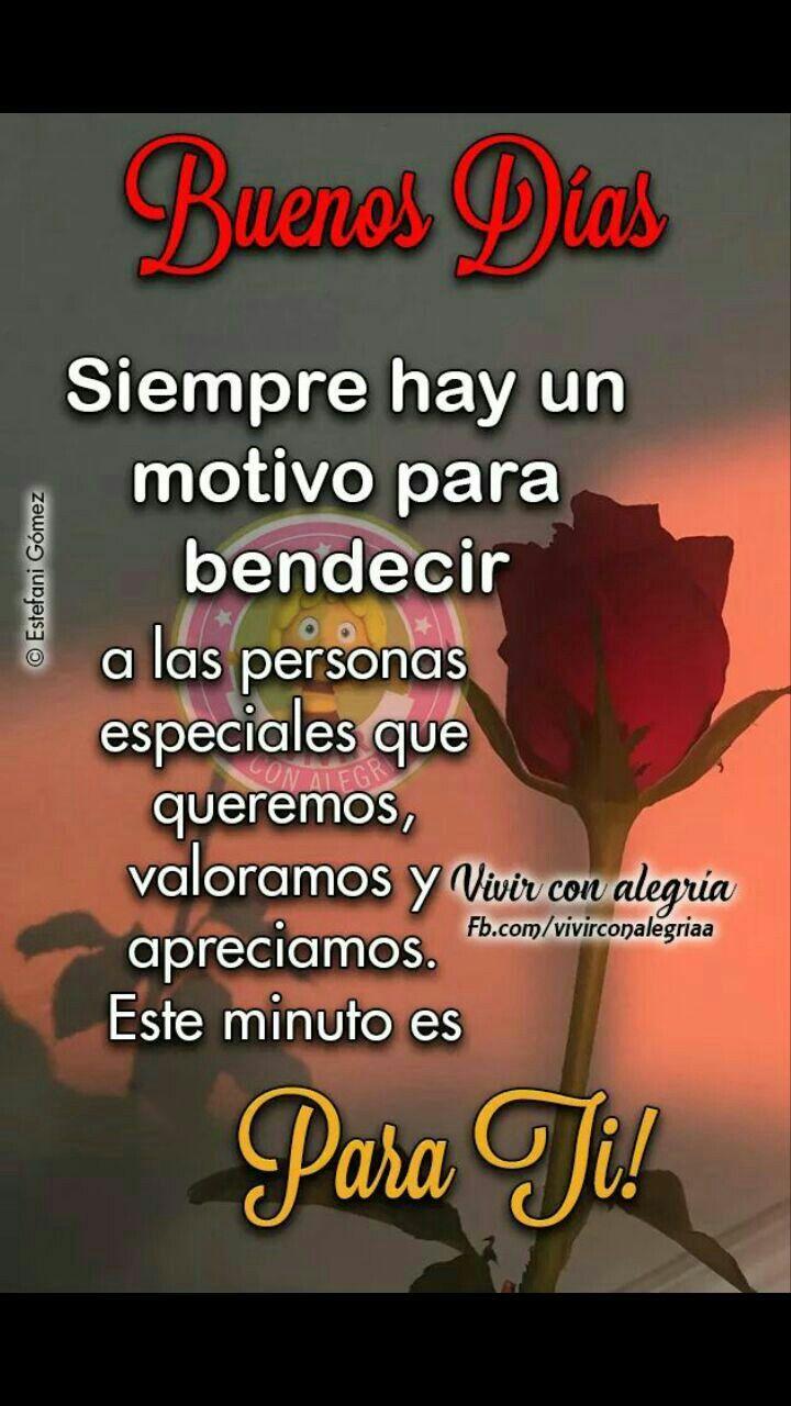 Gracias Mi Cielo Lo Comparto Contigo Saludos De Buenos