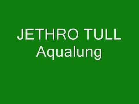 Jethro Tull- Aqualung Guitar solo extrordanaire