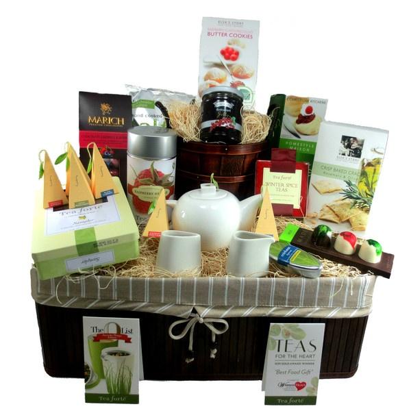 My little teapot gift basket http://www.hazeltons.ca