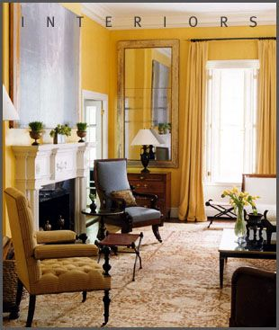Grayson A Different Shade Of Grey INTERIOR DESIGN Victoria Hagan Sigh Yellow Inspiration
