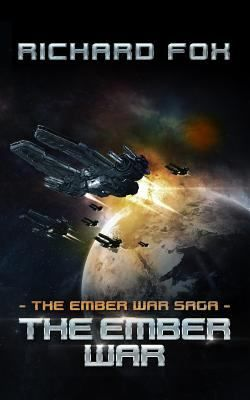 Ember War Saga, 1. In the near future, an alien probe arrives on Earth with a pivotal mission--determine if humanity has what it takes to survive the impending invasion by a merciless armada. The probe discovers Marc Ibarra, a young inventor, who holds the key to a daring gambit that could save a fraction of Earth's population.