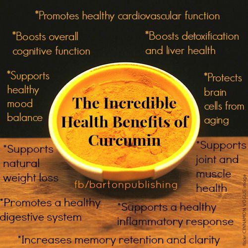 26 Health Benefits Of Curcumin