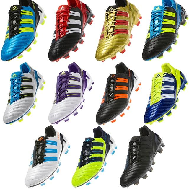 adidas adipower boots