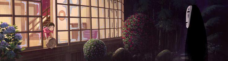 My+Neighbor+Totoro+Wallpapers+49.png (1600×431)