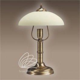 Lampa mosiężna Gloria.