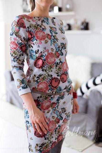 Else - Näh dir doch mal ein Kleid! | Goldmarie | Bloglovin'