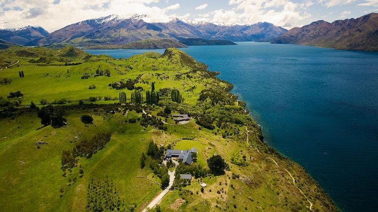 """Whare Kea Lodge & Chalet  Wanaka, New Zealand"""" I love this place and have been there its paradise"""" - Birds Eye View"""