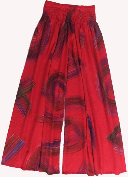 Red is hot!! culottes www.marketique.com.au