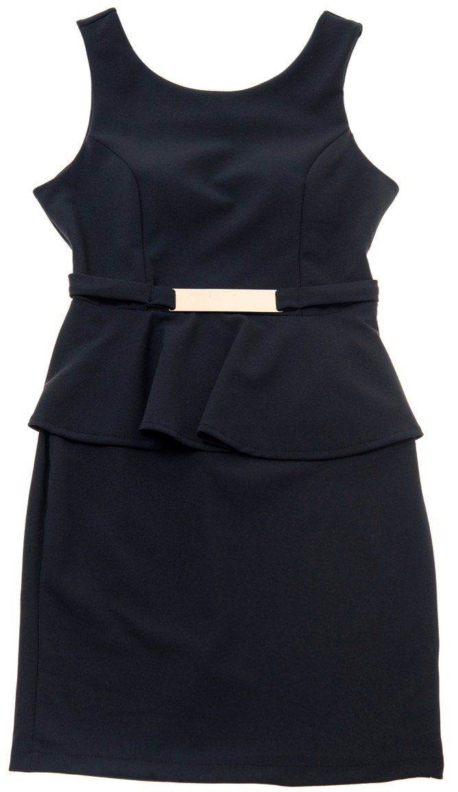 AZ γυναικείο φόρεμα αμάνικο «Night» Κωδικός: 18076  €22,50
