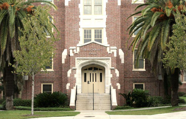 gilchrist hall  florida state university