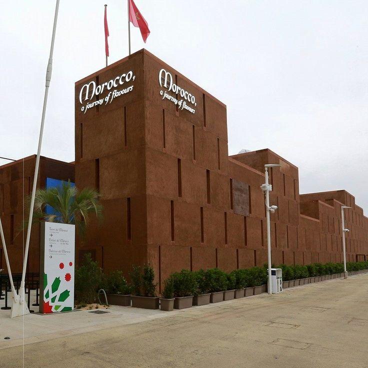 Pavillon du maroc à lexposition universelle de milan 2015