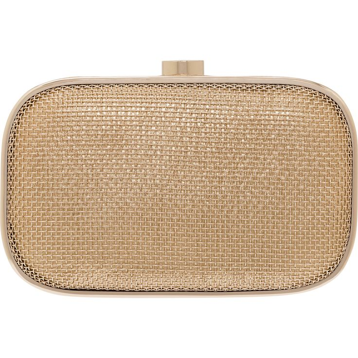 Wander Clutch from @oroton.  #oroton #bag #clutch #gold