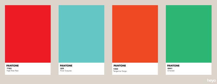 The Psychology of Color - a Guide for Designers
