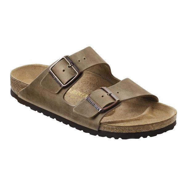 Arizona Sandals Tobacco Brown