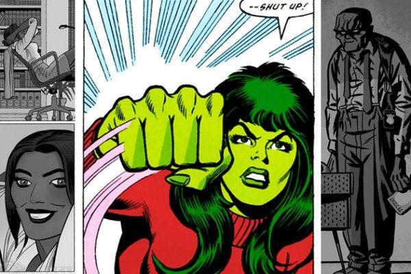 David Goyer's Nasty Remarks On 'Green Porn Star' She-Hulk