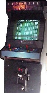 "Midway ""Ultimate Mortal Kombat 3"" arcade game"