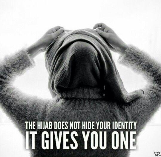 Yes! As a muslim woman