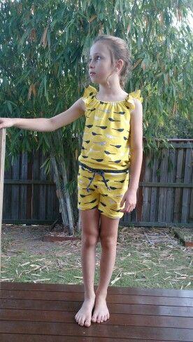 Birdie Jump suit