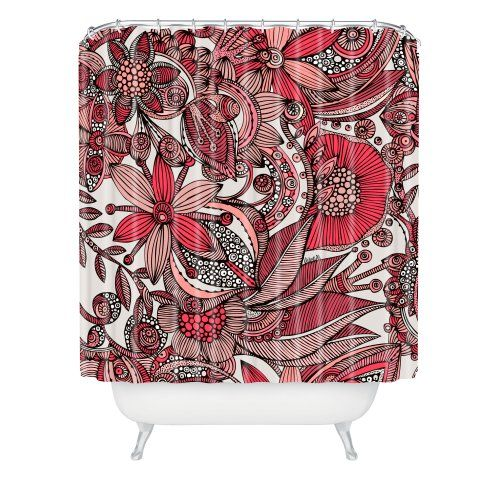 DENY Designs Valentina Ramos Pink Flowers 1 Shower Curtain, 69 by 72-Inch DENY Designs,http://www.amazon.com/dp/B00AAVJ7VC/ref=cm_sw_r_pi_dp_fS.xtb1YKT7YV464