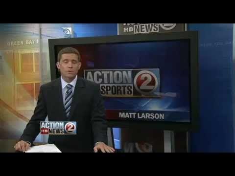 Matt Larson featured on WBAY ACTION 2 NEWS Sports | PopScreen