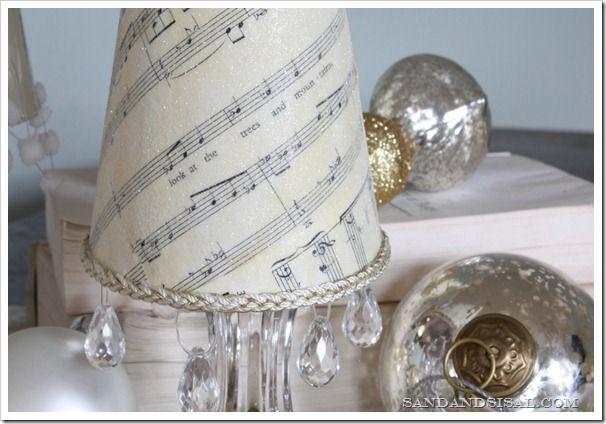 Sheet Music Craft