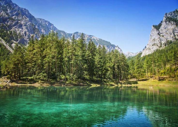 Grüner See Österreich